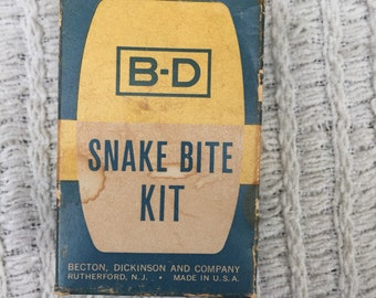 BD Snake Bite Kit