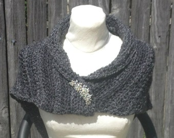 Claire's Shawl, PDF Crochet Pattern  Shaulette Cape Sassenach PDF File Not a finished product   It is a PDF Pattern