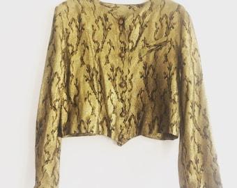 Vintage Lurex Jacket