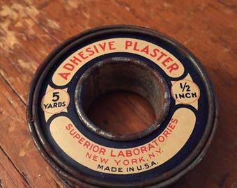 Adhesive Plaster (tape) Dispenser