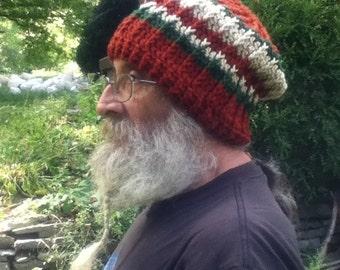 Easy Care Crochet Hat