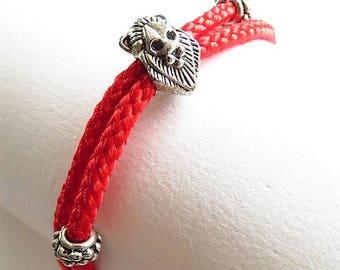 Braided bracelet braided 17697