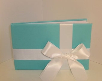 Wedding Guest Book-made to order ,Custom Made(ONLY Guest book )