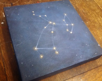 Original Painting - Sagittarius Constellation