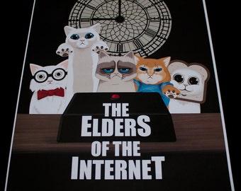 Elders of the Internet
