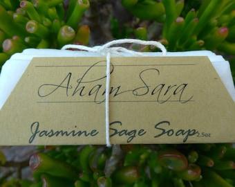 Jasmine Sage Soap