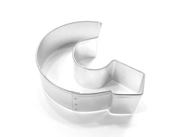 Capital Letter G Cookie Cutter New