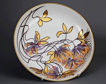 "Large rosenthal porcelain fruit bowl ""classic"""