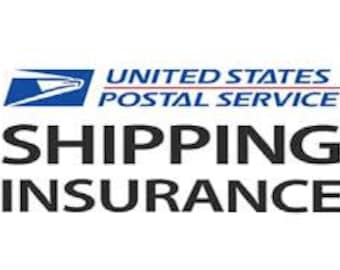 USPS shipping insurance-Covers up to 100 dollars