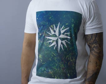 FABLE & KING 'Navagation' Tee