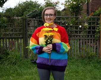 Rainbow PRIDE Jumper