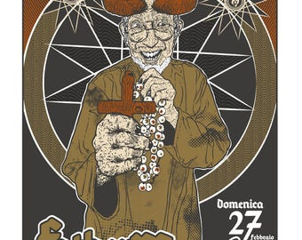 Father Murphy Gig poster