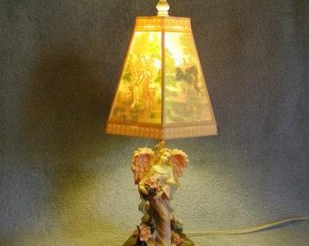 Angel Lamp - Lithopane Shade