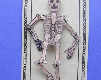 Skeleton Pin