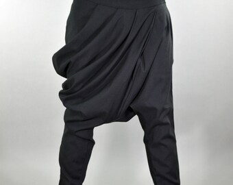Cloudcity Drop Crotch Fashion Trousers