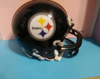 Pittsburgh Steelers Mini Football Helmet 1995