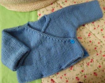TO ORDER! Small blue cross bra