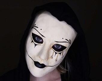 Silver Tears Mask