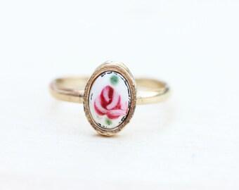 Rose Flower Ring