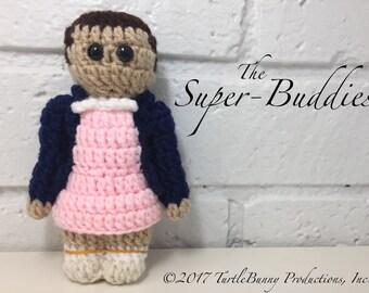 Eleven Pop Culture Inspired Nerd Crochet