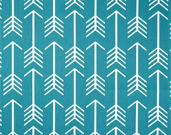 Apache Blue Arrows Contour Changing Pad Cover