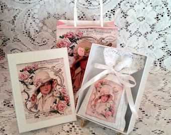 Lovely Lady Sachet Gift Set
