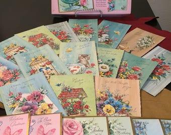 26 (21 + 5 bonus) glamour Occasion toutes les cartes de voeux assortiment avec enveloppes