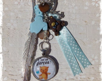Great bookmark for baby / birth / pregnancy # 1