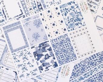 CHINOISERIE Sticker Kit 021