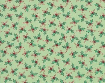 Sugar Plum Christmas Gumdrop Print designed by Bunny Hill Designs for Moda Fabrics, 100% Premium Cotton by the Yard