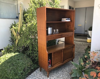 MID CENTURY MODERN Lane Bookcase or Wall Unit (Los Angeles)