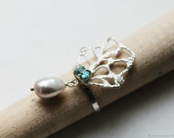 """Ring from the collection """"art-bionics"""" 