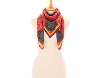 foulard 100% pure silk