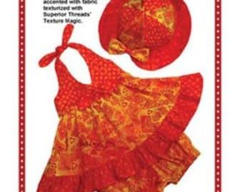 Little Miss Sunshine Pattern