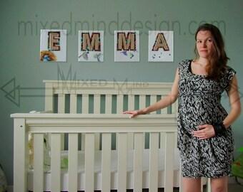 Kids Name - Emma - Wall Art