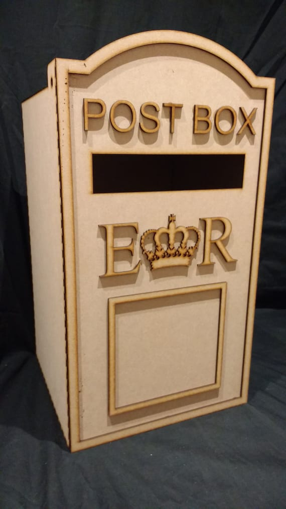 Wedding guest book do it yourself kit large royal mail wedding guest book do it yourself kit large royal mail postbox wedding guest box guest book wedding card mailbox mail box letterbox solutioingenieria Choice Image