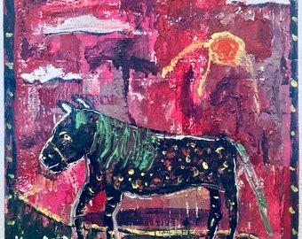 Primordial Horse