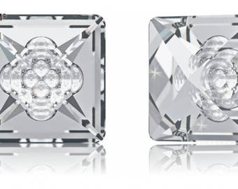 Swarovski 4481 - Vision Square Crystal Fancy Stone