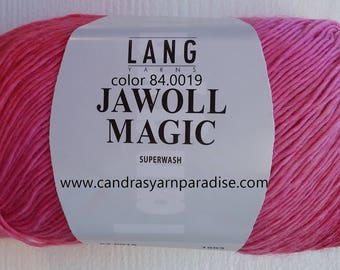 Lang Yarns Jawoll Magic  Superwash 3.5 oz / 4 ply