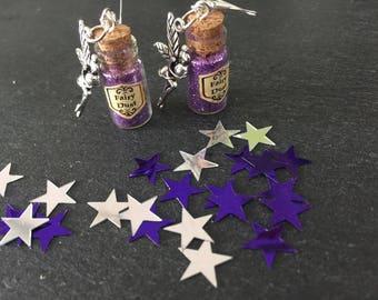 Fairy  Dust Wishes Earrings