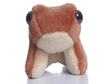 William Wotjulum Frog - Soft Toy