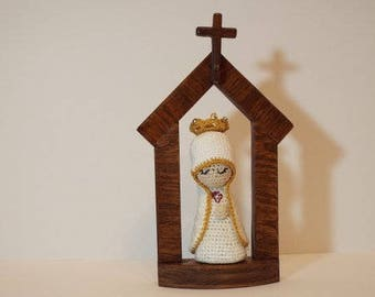Our Lady of Fatima Mother Mary Blessed Virgin Mary