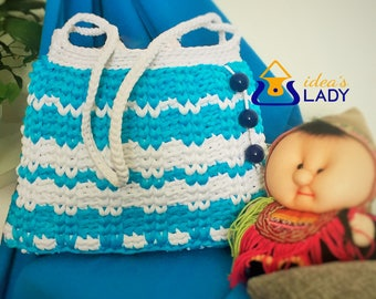 Handbag - Handmade crochet