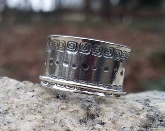 Meditation Ring - size 10