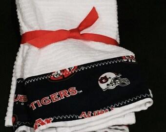 Auburn Tigers  Hand Towels