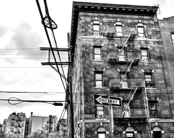 Marion Ave, Bronx Photography, New York City Photography Print, South Bronx Photographs, NYC Wall Art