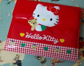 1995 sanrio hello kitty wallet