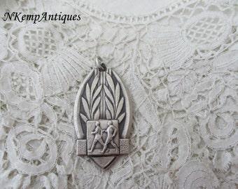 Vintage sports medal /pendant
