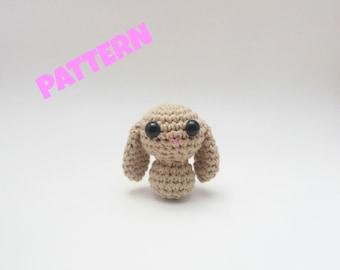 Amigurumi Easter Bunny Pattern, Amigurumi Bunny Pattern, Crochet Easter Pattern, Amigurmi Easter Pattern, Easter Bunny Pattern, Toy Pattern