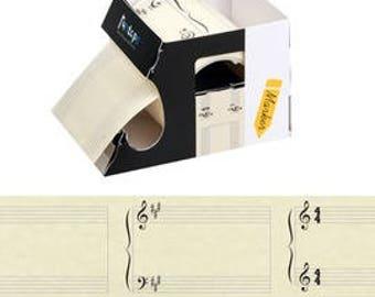 Sticky Notes - 1 box 50mm x 10m sticky note , i-marker, post-it, sticky memo, book marks, music note
